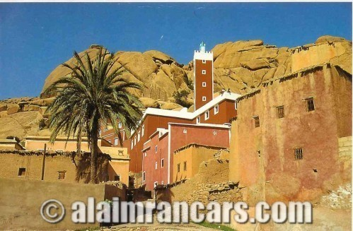 Mirleft, tafraout Morocco