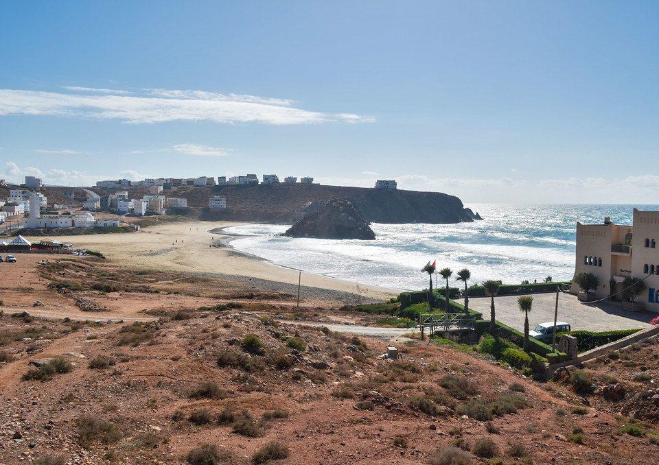 Mirleft, Aglo, tiznit Morocco